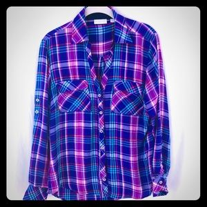 New York and Company button down blouse